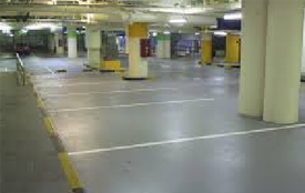 Antistatic Floor Coatings